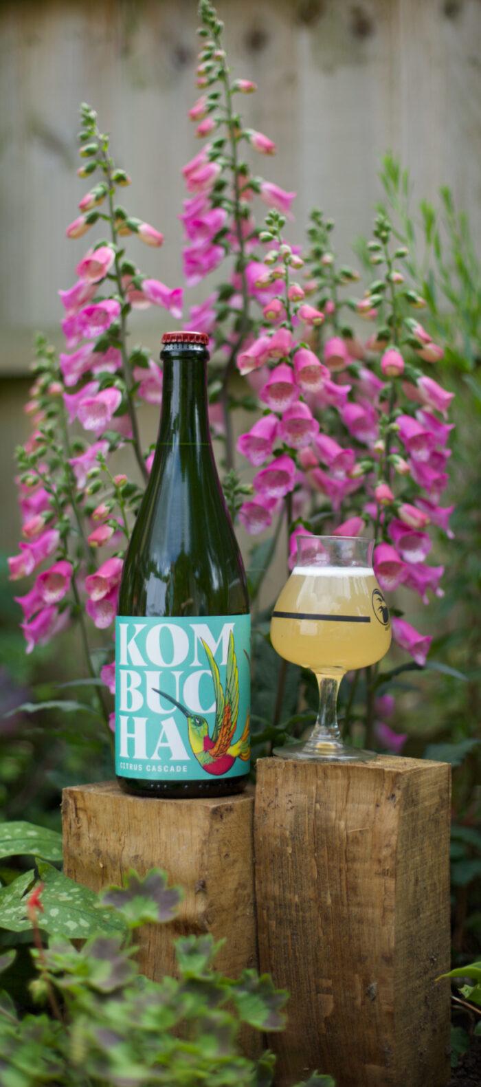 kombucha bottle 750ml